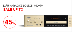 Đầu karaoke Boston MD919