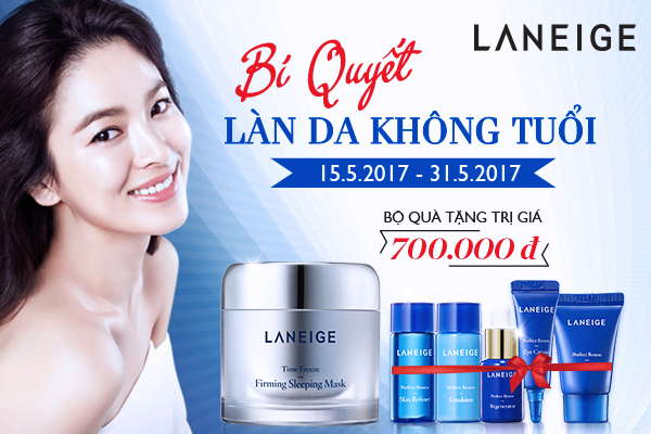 Laneige May