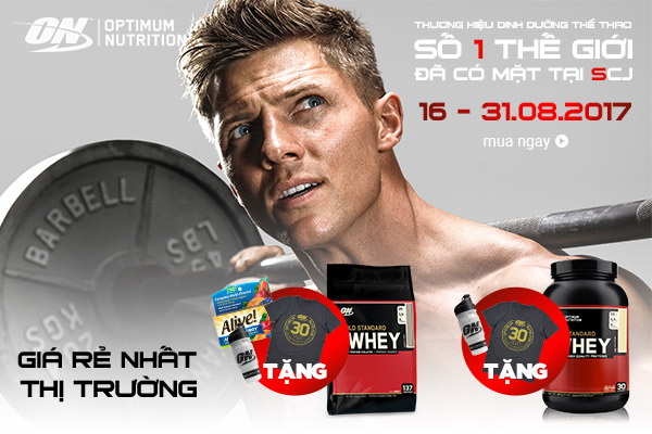 OPTIMUM NUTRITION AUG 2